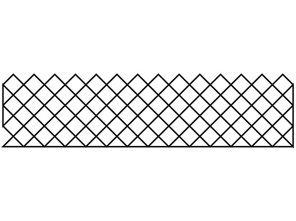 Diagram of the Crosshatching Groovy Board