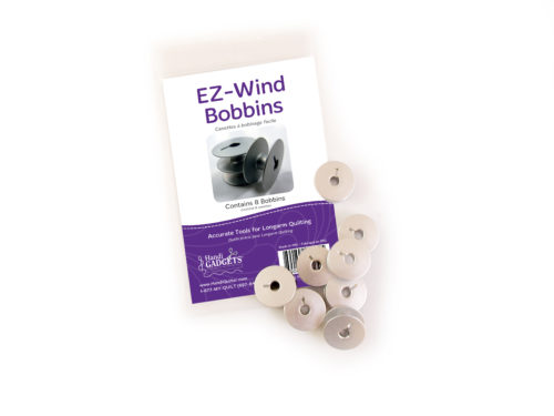 Image of the EZ-Wind Slotted M-Class Bobbins (Package of 8)