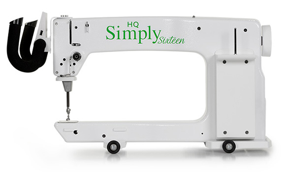 HQ Simply Sixteen Quilt Machine
