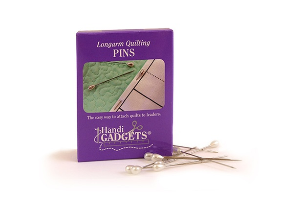 Image of the HQ Longarm Quilting Pins (Box of 144)
