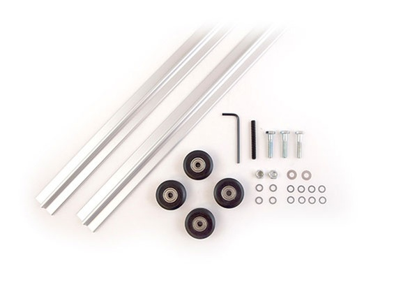 HQ Precision-Glide Carriage Track & Wheel Upgrade Kit (HQ Sixteen)