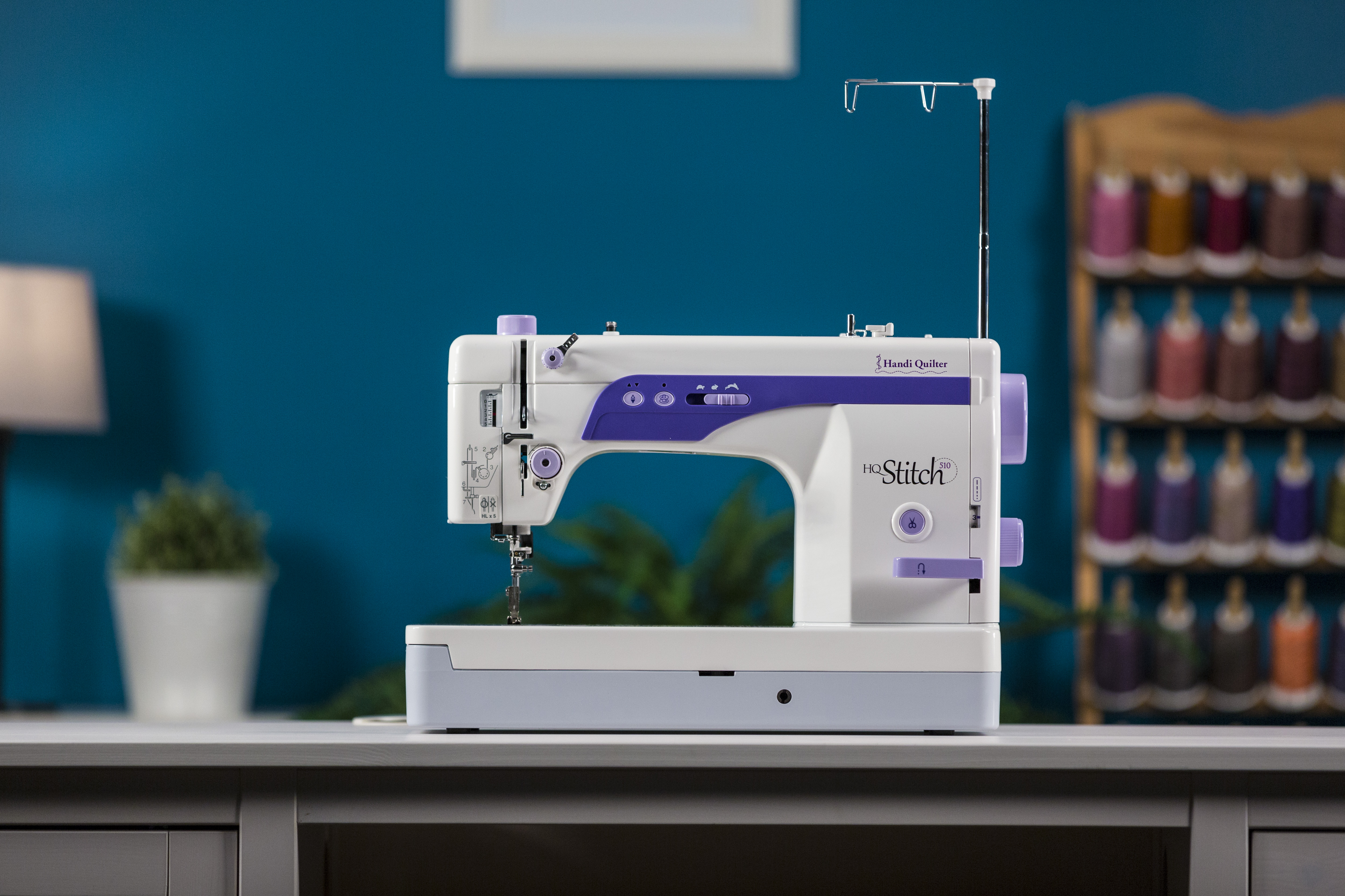 Image of the HQ Stitch 510 in Studio