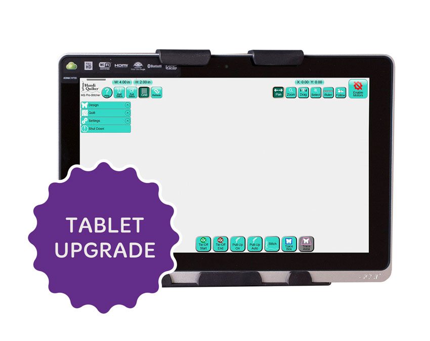 Pro-Stitcher Tablet Upgrade (IEI, EEEPC, W500, HP Omni, W700, Aspire Switch 11)