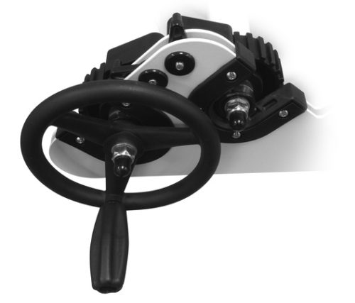 Image of the Studio Frame Hand Wheel Kit