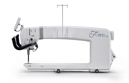 "HQ Forte 24"" Quilt Machine"