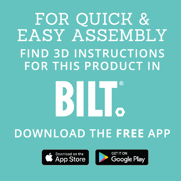 BILT app blue badge